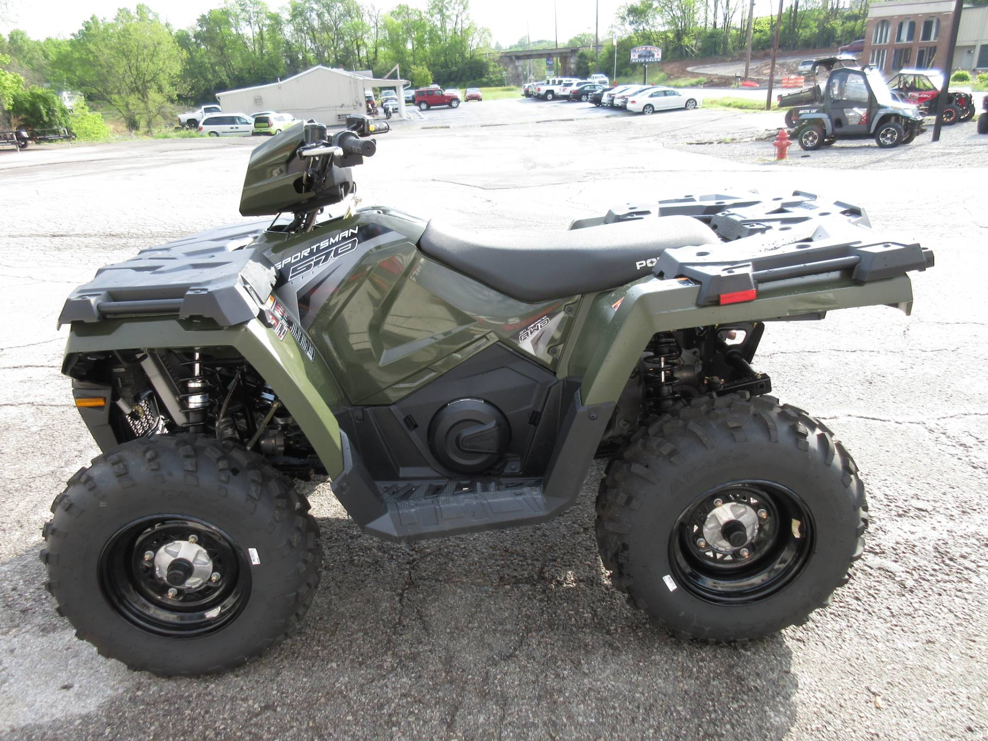 2019 Polaris Sportsman 570 in Georgetown, Kentucky - Photo 5