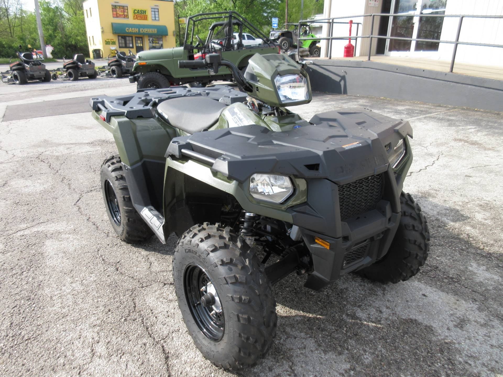 2019 Polaris Sportsman 570 in Georgetown, Kentucky - Photo 8