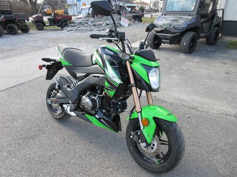 2018 Kawasaki Z125 Pro KRT Edition in Georgetown, Kentucky - Photo 1