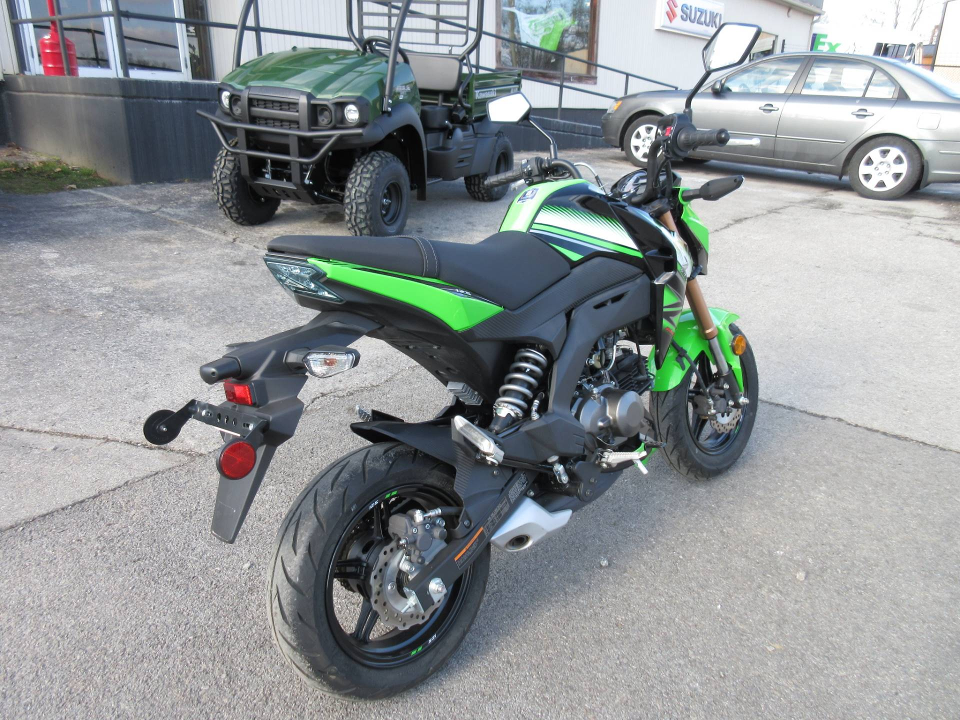 2018 Kawasaki Z125 Pro KRT Edition in Georgetown, Kentucky - Photo 3
