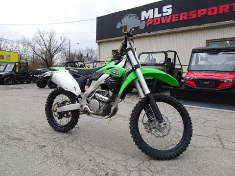 2016 Kawasaki KX250F in Georgetown, Kentucky
