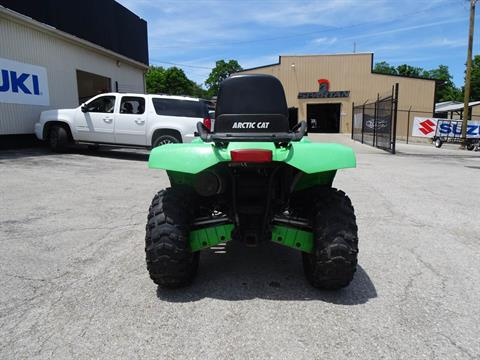 2006 Arctic Cat 400 4x4 Automatic TRV in Georgetown, Kentucky - Photo 4