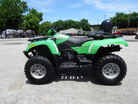 2006 Arctic Cat 400 4x4 Automatic TRV in Georgetown, Kentucky - Photo 6