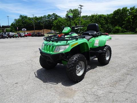2006 Arctic Cat 400 4x4 Automatic TRV in Georgetown, Kentucky - Photo 7