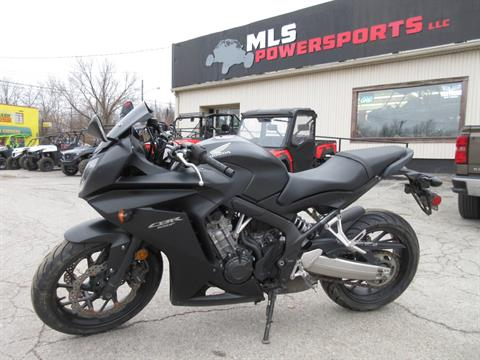 2014 Honda CBR®650F in Georgetown, Kentucky