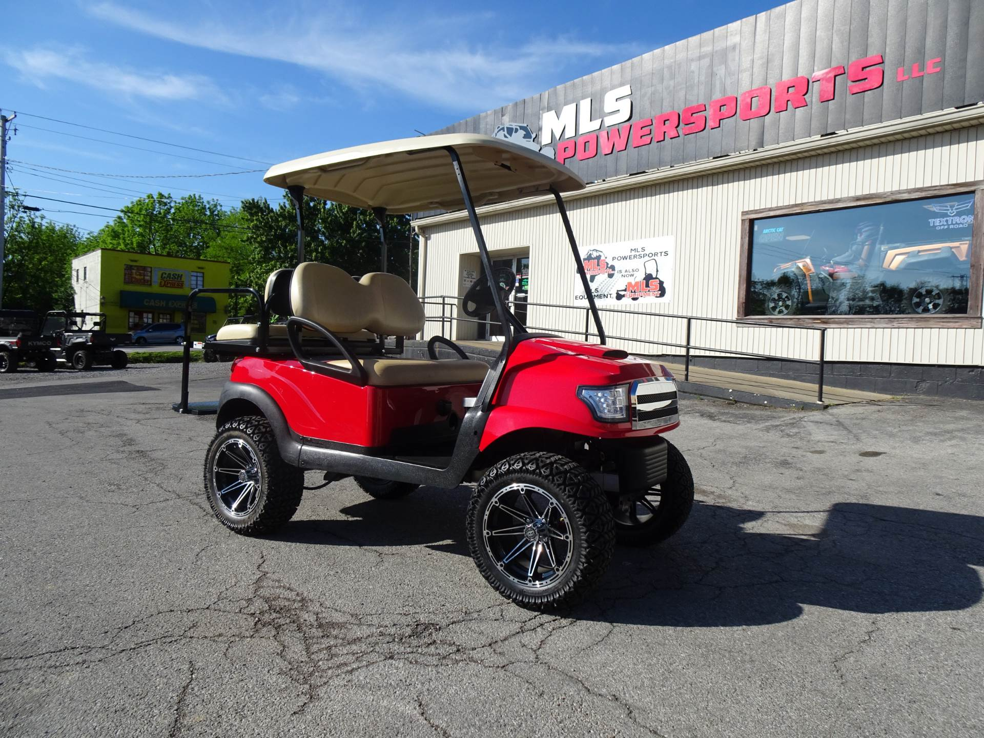 Used 2011 Club Car Precedent I2 For Sale Georgetown Ky Golf Carts