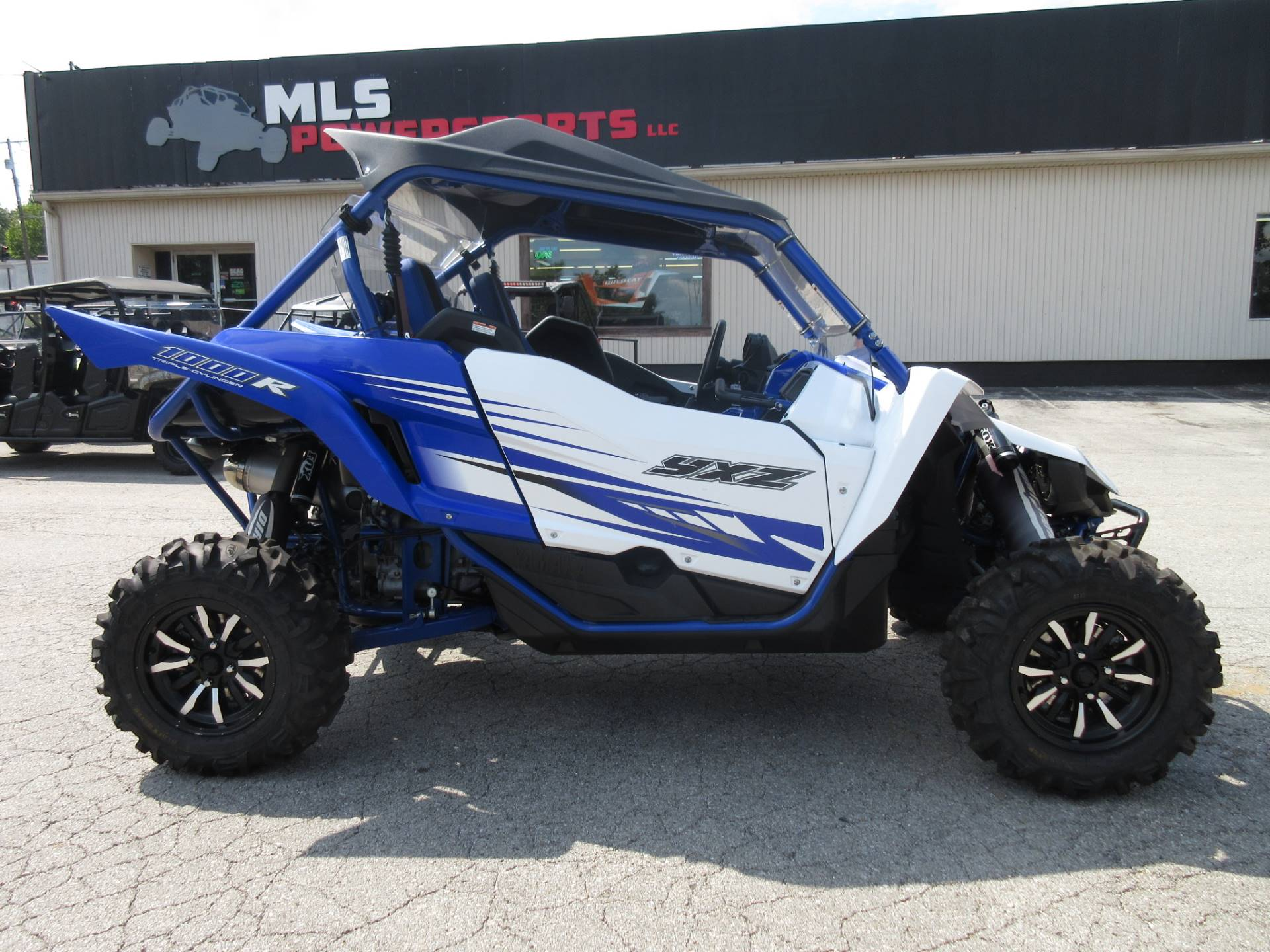 2016 Yamaha YXZ1000R in Georgetown, Kentucky