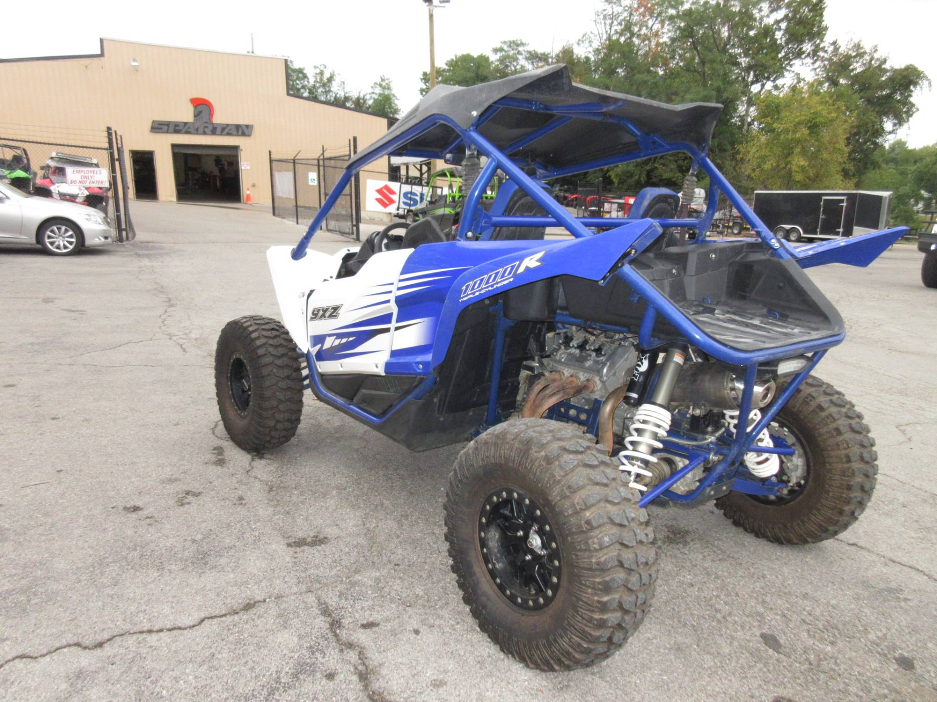 2016 Yamaha YXZ1000R in Georgetown, Kentucky - Photo 4