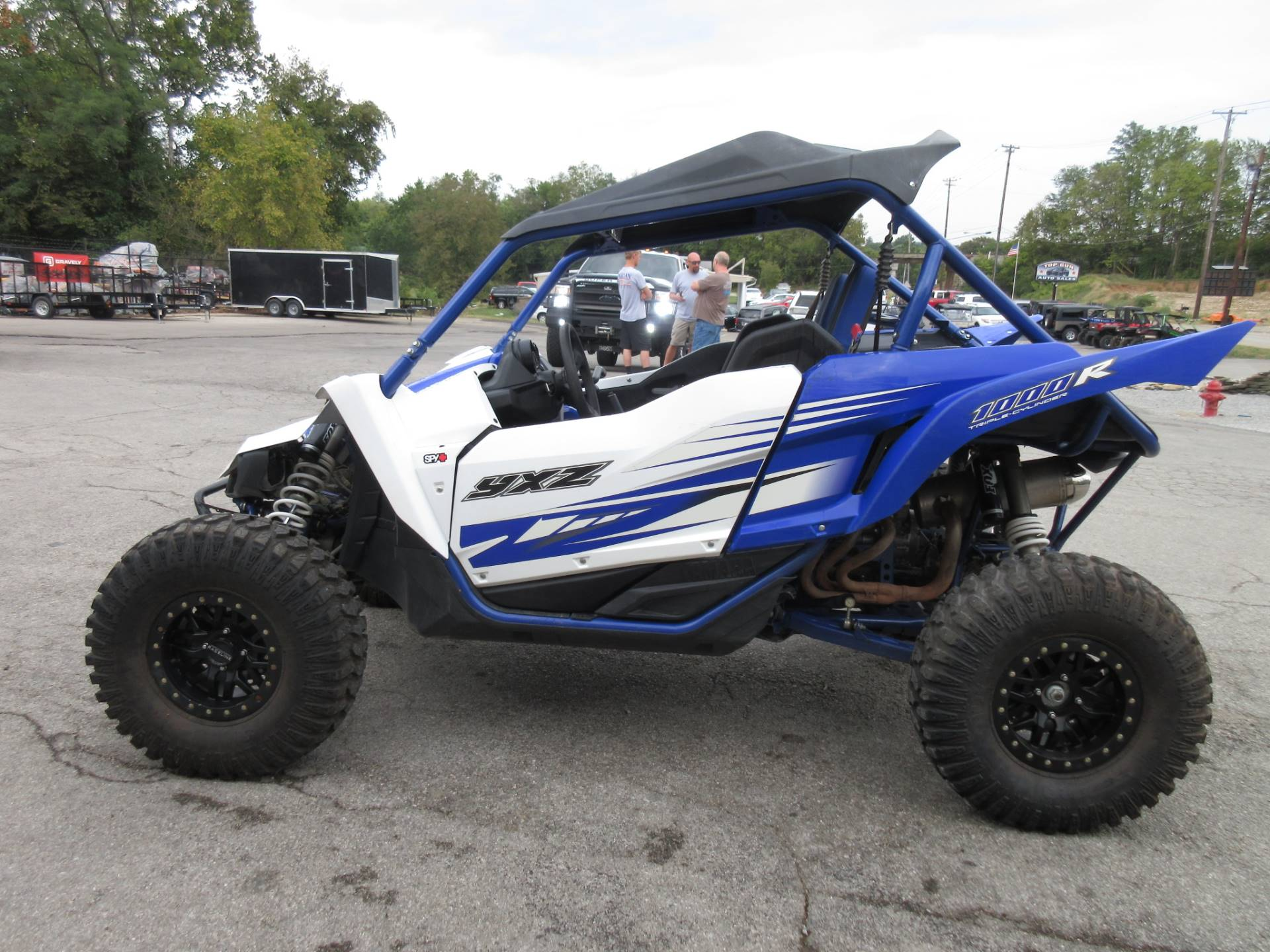 2016 Yamaha YXZ1000R in Georgetown, Kentucky - Photo 5