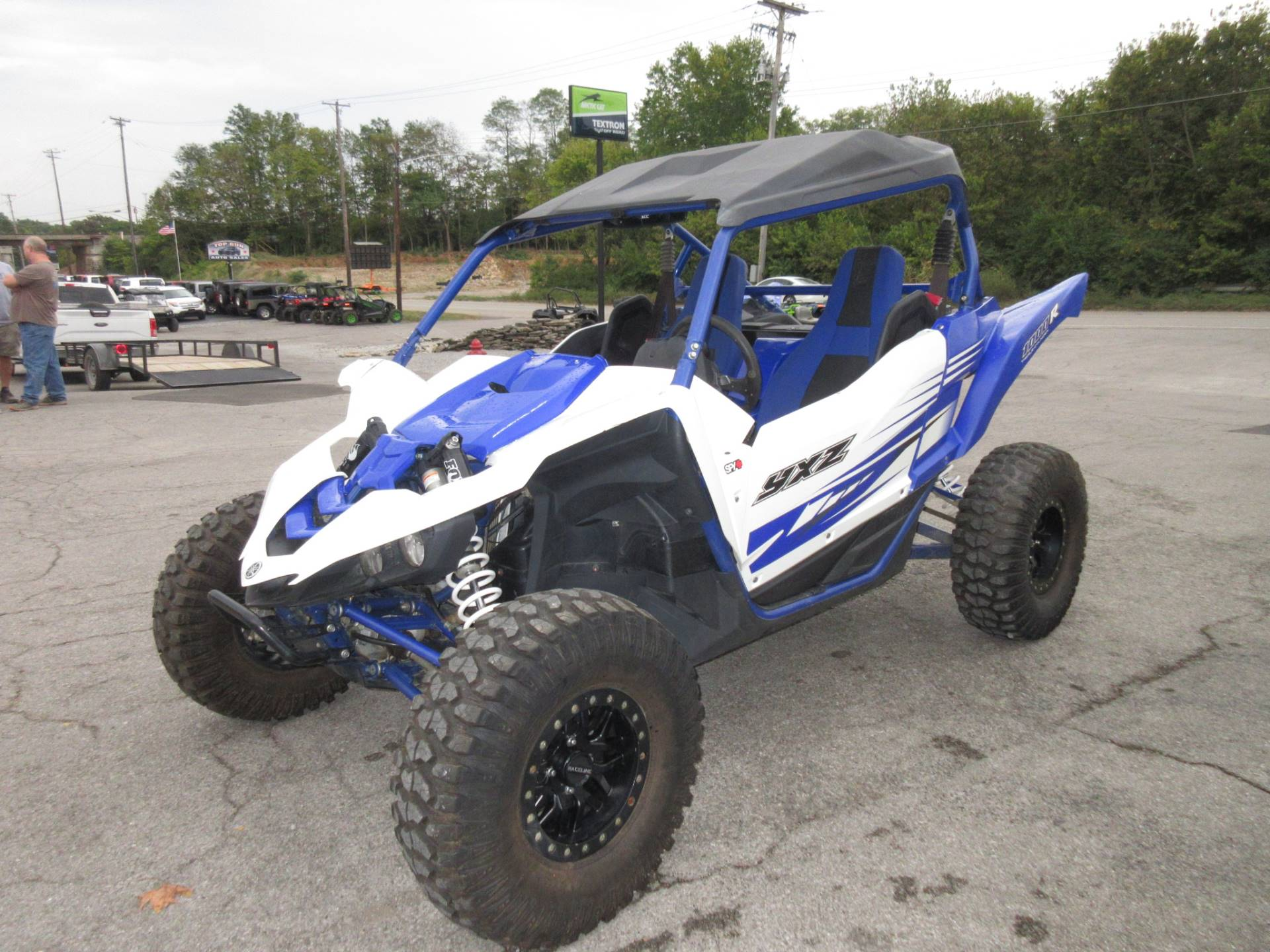 2016 Yamaha YXZ1000R in Georgetown, Kentucky - Photo 6