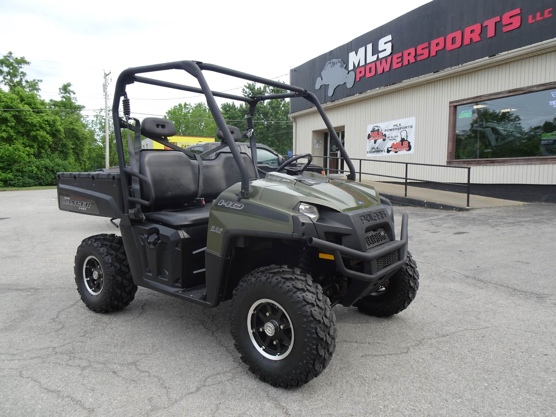 2012 Polaris Ranger® HD 800 in Georgetown, Kentucky - Photo 1
