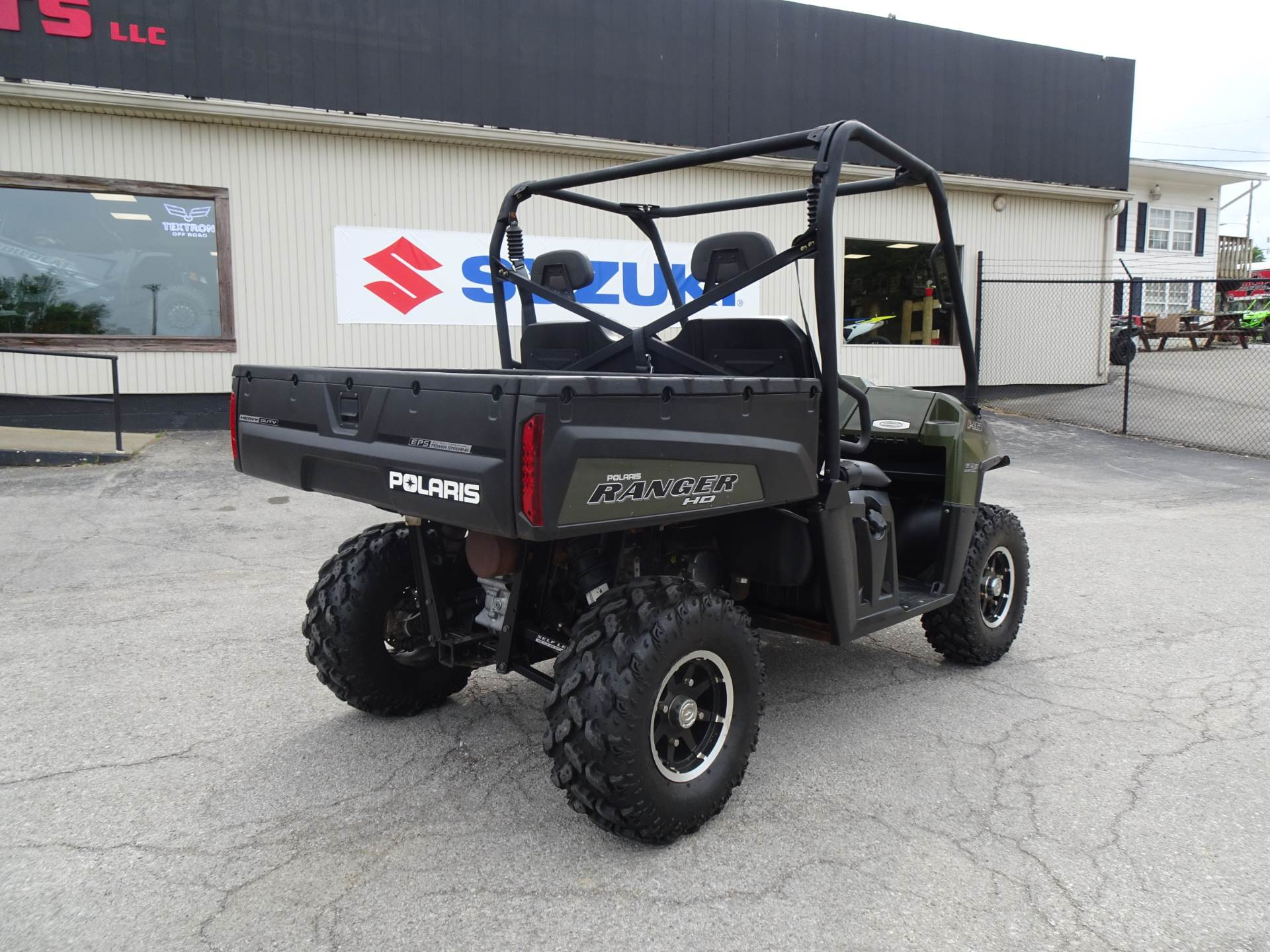 2012 Polaris Ranger® HD 800 in Georgetown, Kentucky - Photo 3
