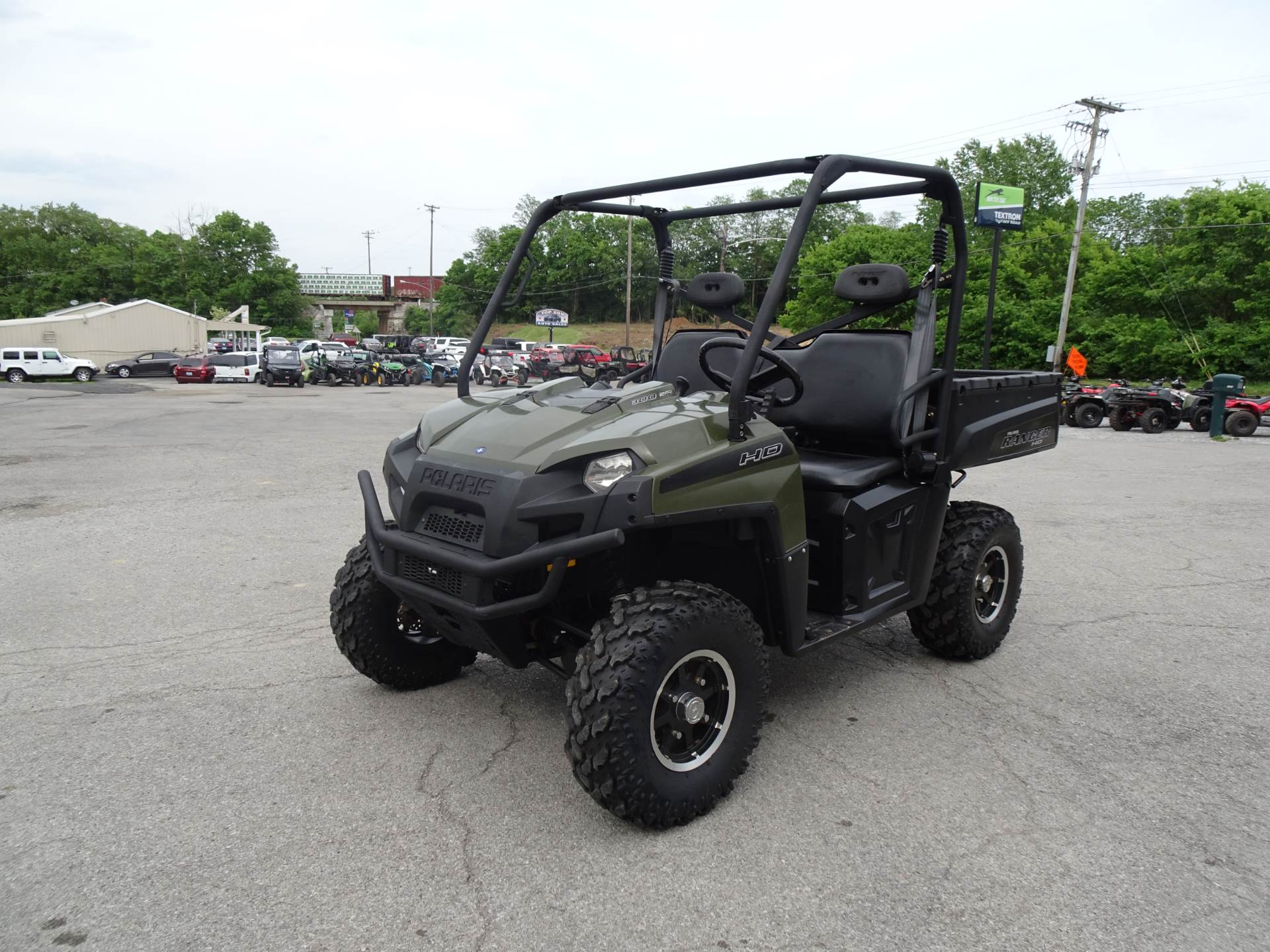 2012 Polaris Ranger® HD 800 in Georgetown, Kentucky - Photo 7