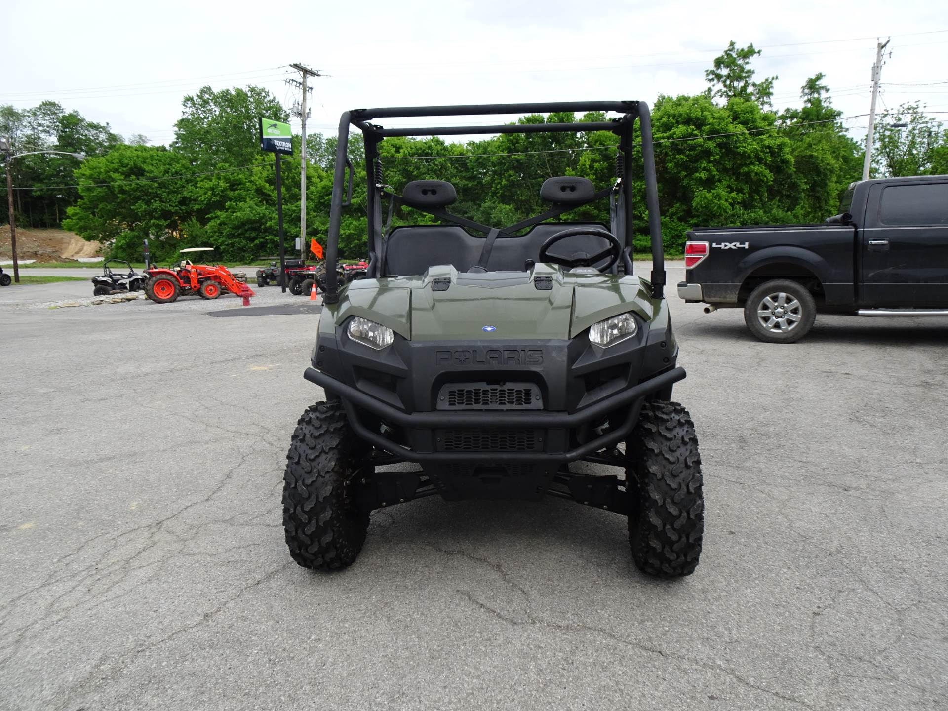 2012 Polaris Ranger® HD 800 in Georgetown, Kentucky - Photo 8