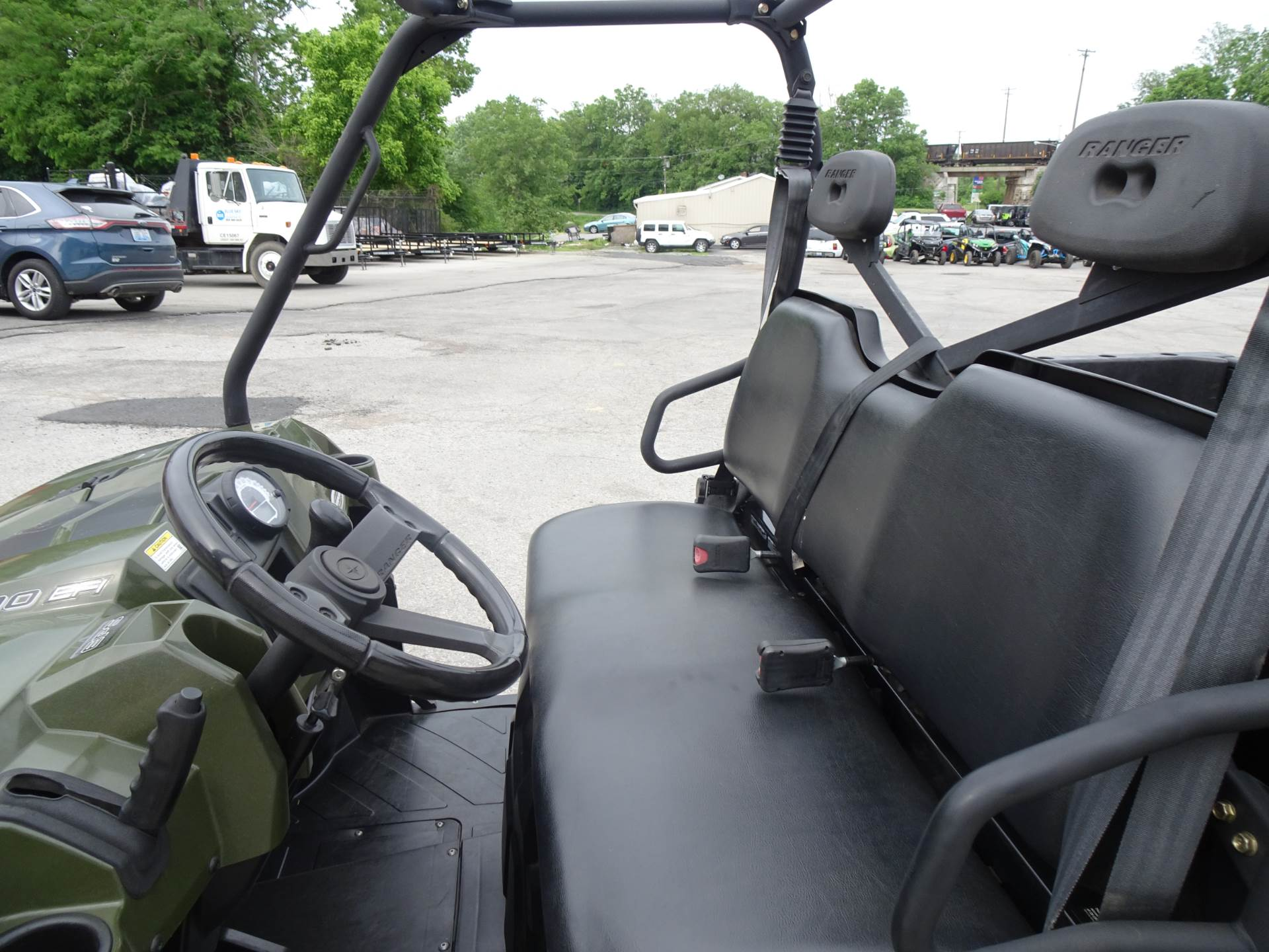 2012 Polaris Ranger® HD 800 in Georgetown, Kentucky - Photo 9