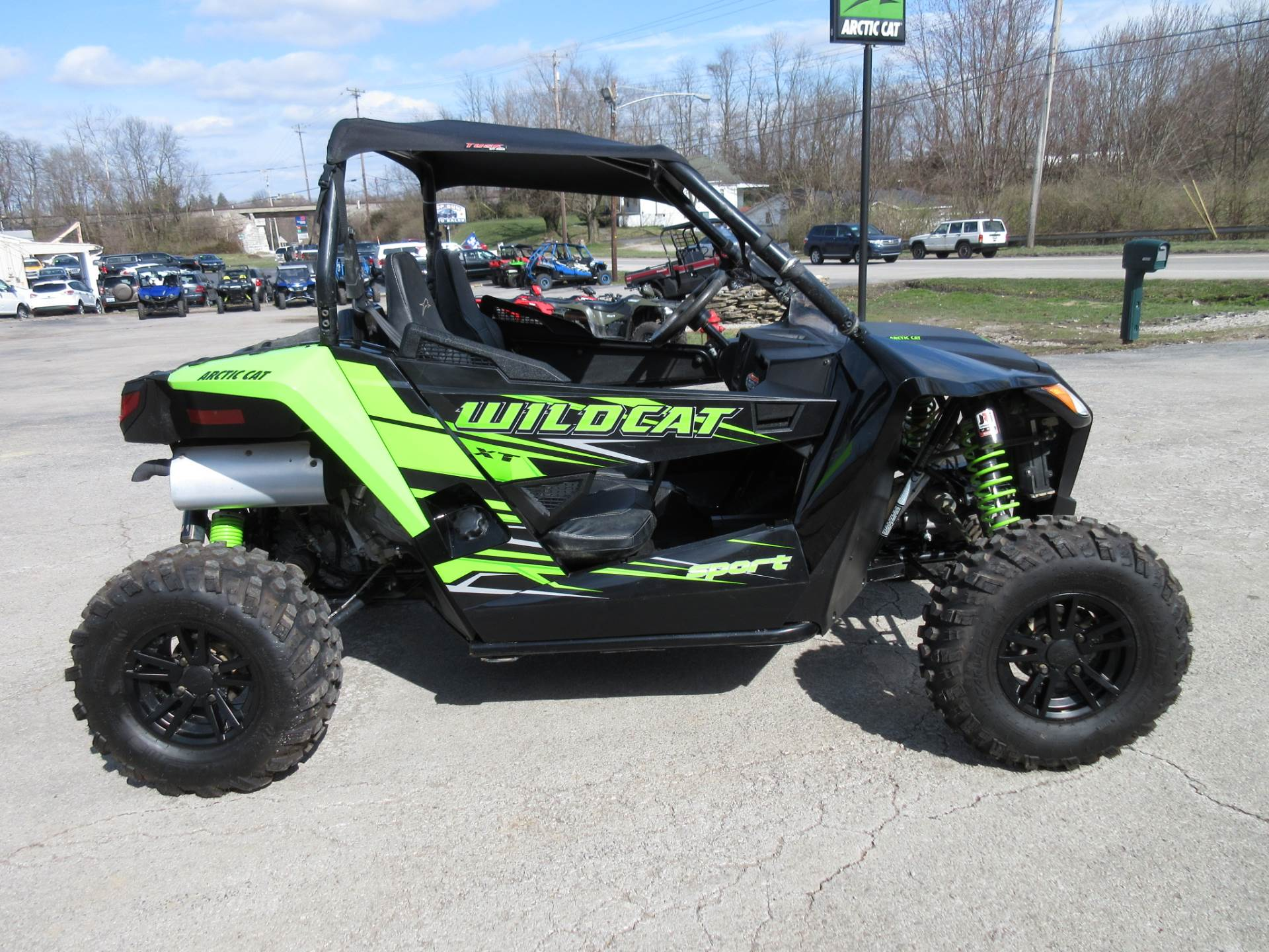 Arctic Cat  Efi X For Sale