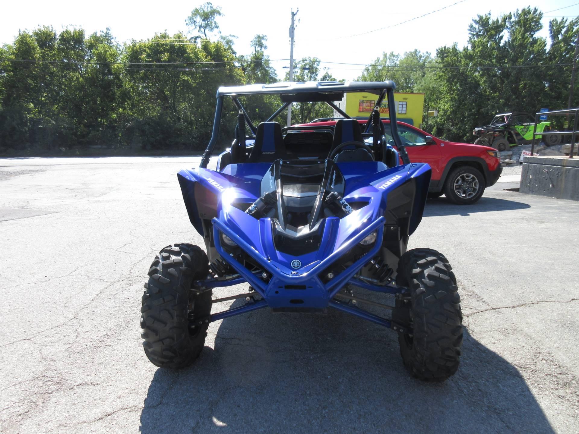 2019 Yamaha YXZ1000R SS SE in Georgetown, Kentucky