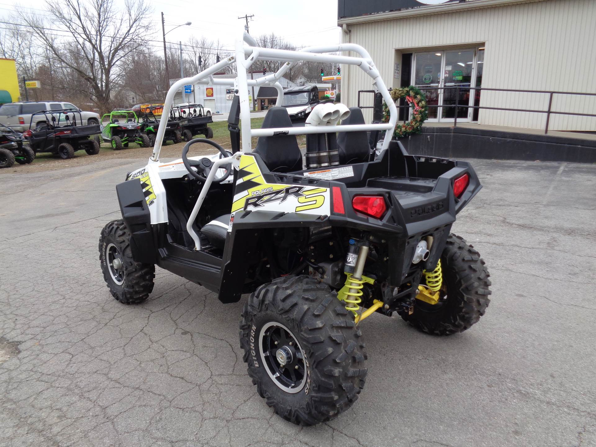 2014 polaris rzr s 800 eps le ebay. Black Bedroom Furniture Sets. Home Design Ideas