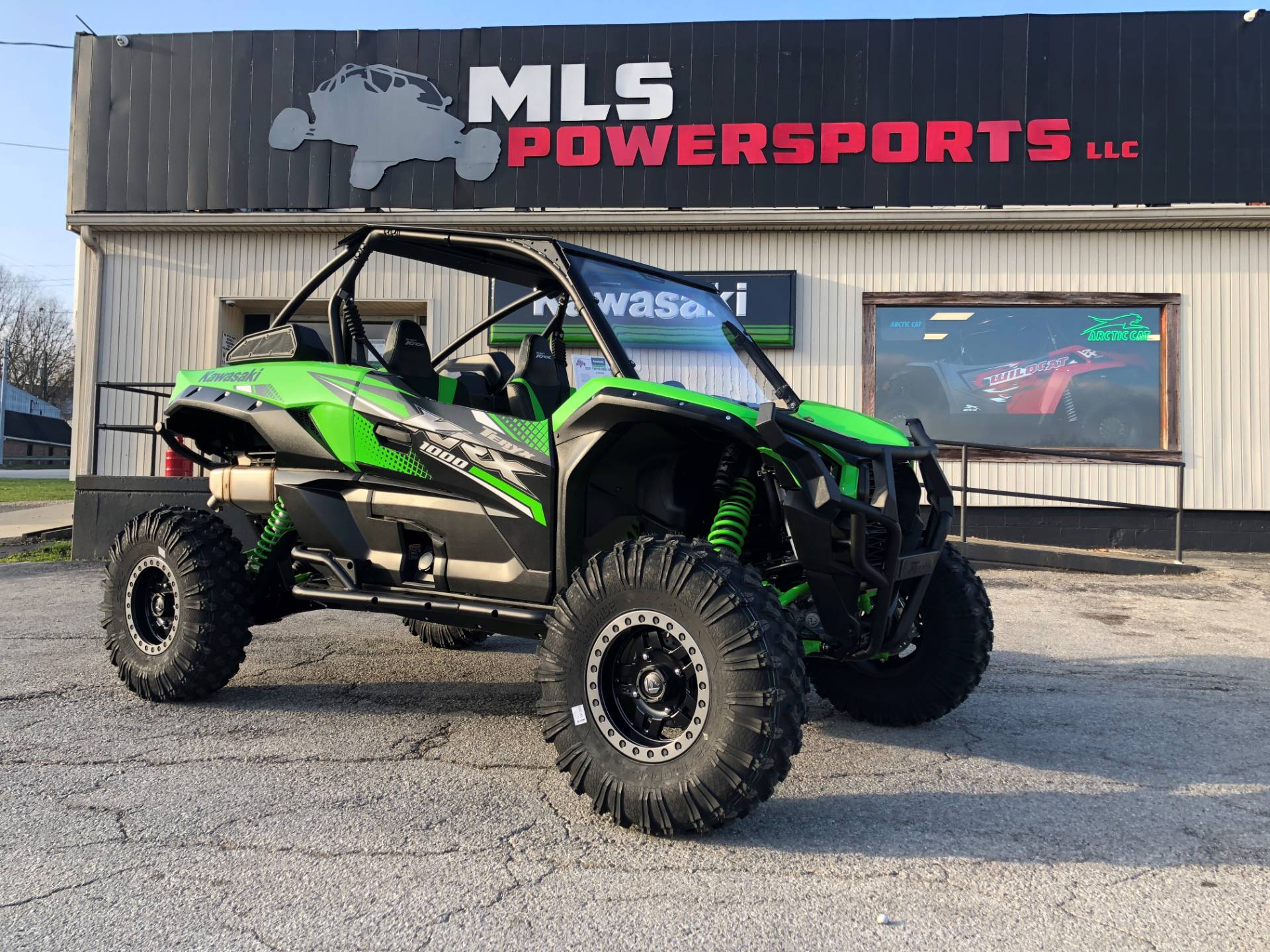 2021 Kawasaki Teryx KRX 1000 in Georgetown, Kentucky - Photo 1
