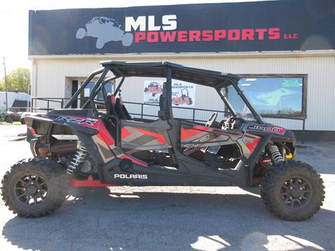 2017 Polaris RZR XP 4 1000 EPS in Georgetown, Kentucky - Photo 1
