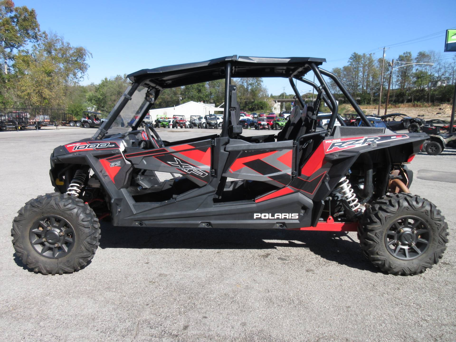 2017 Polaris RZR XP 4 1000 EPS in Georgetown, Kentucky - Photo 5