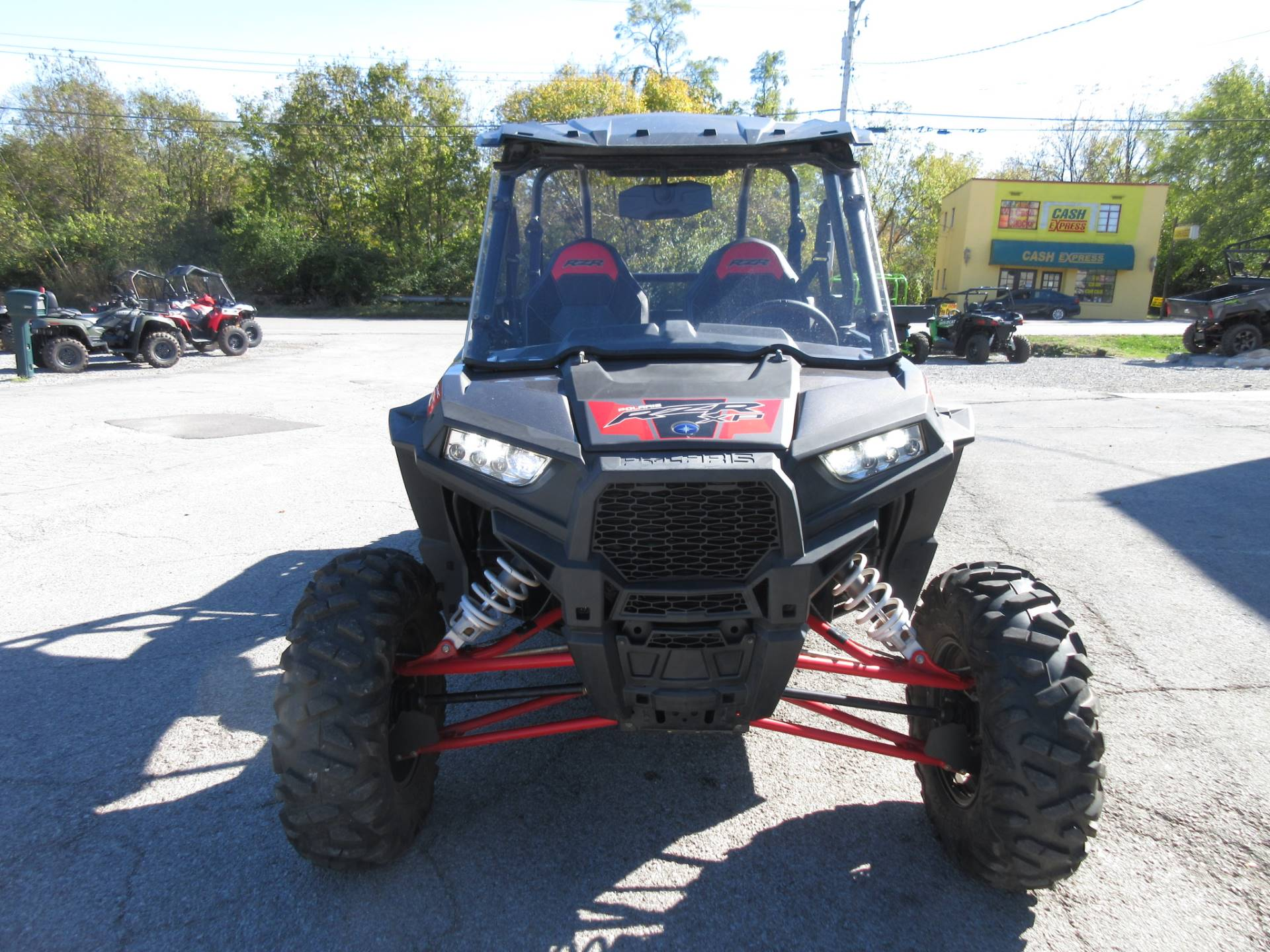 2017 Polaris RZR XP 4 1000 EPS in Georgetown, Kentucky - Photo 7