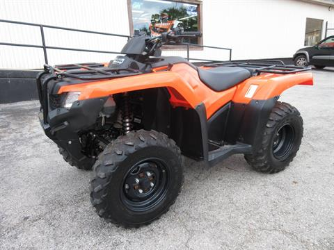 2014 Honda FourTrax® Rancher® 4x4 DCT EPS in Georgetown, Kentucky