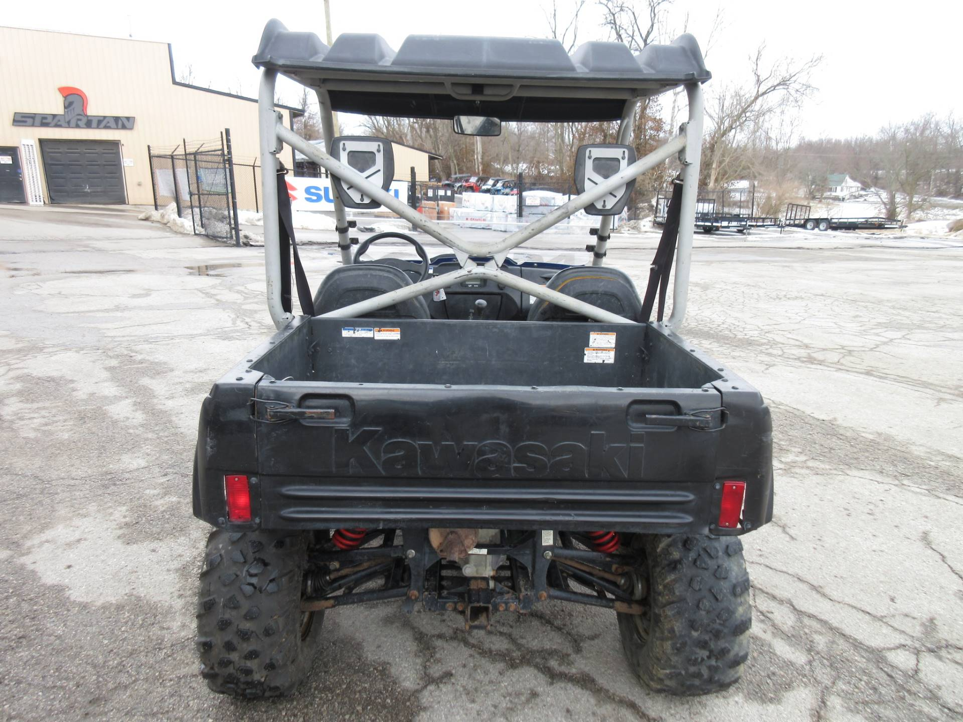 2011 Kawasaki Teryx™ 750 FI 4x4 LE in Georgetown, Kentucky - Photo 4