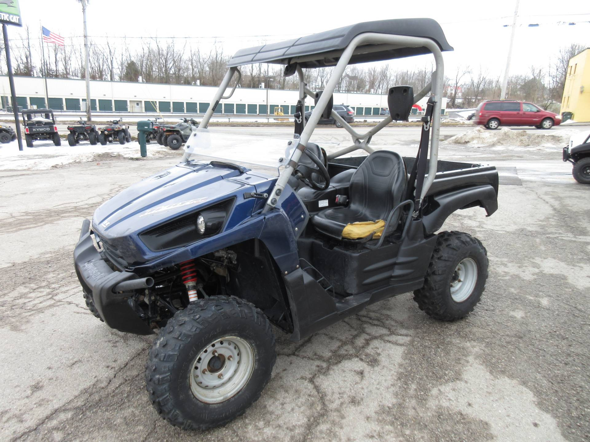 2011 Kawasaki Teryx™ 750 FI 4x4 LE in Georgetown, Kentucky - Photo 7