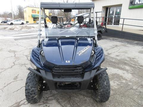 2011 Kawasaki Teryx™ 750 FI 4x4 LE in Georgetown, Kentucky - Photo 8