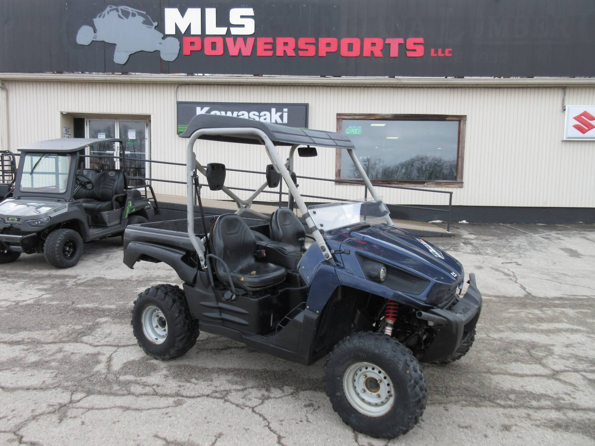 2011 Kawasaki Teryx™ 750 FI 4x4 LE in Georgetown, Kentucky - Photo 1