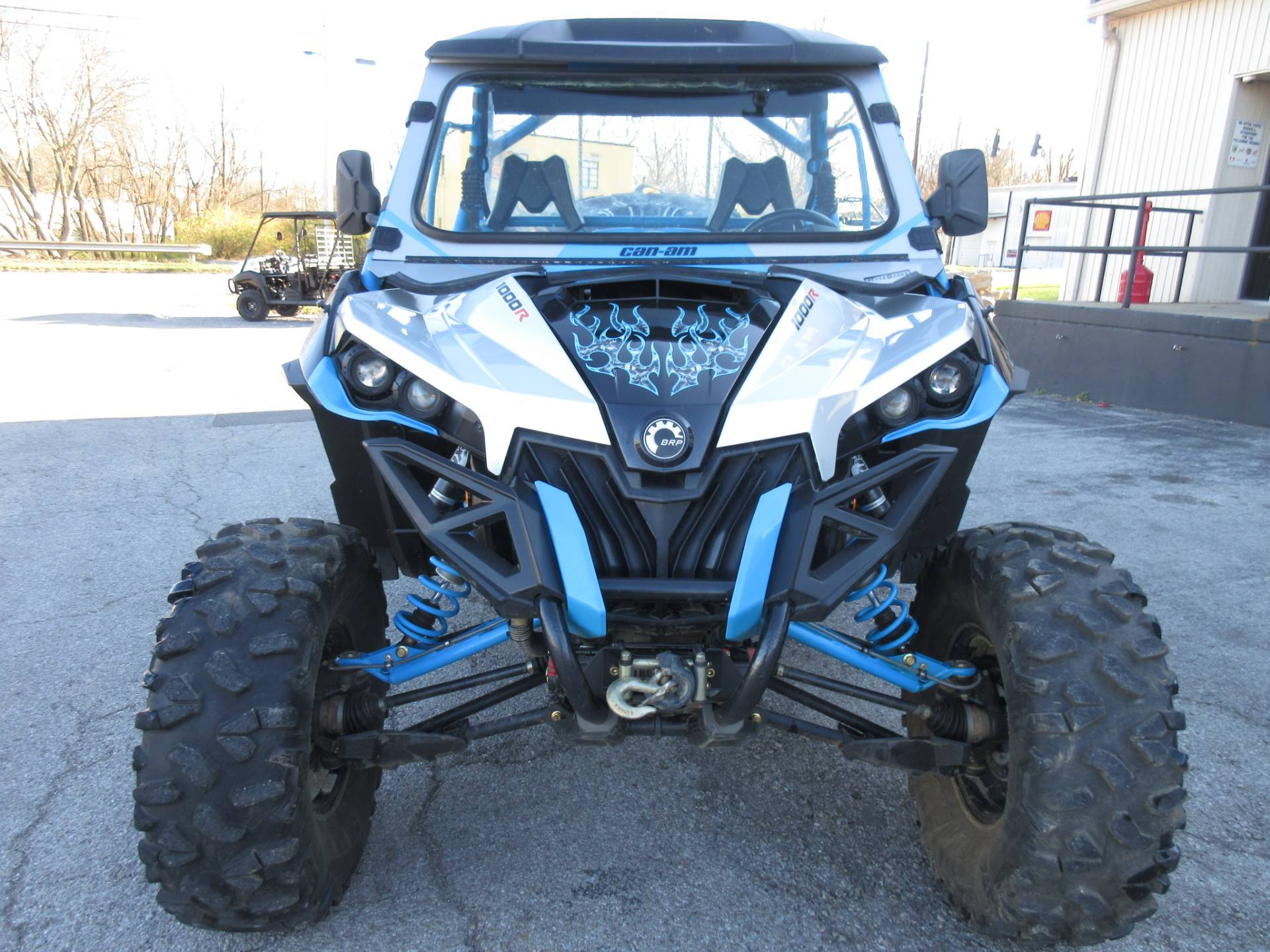 2016 Can-Am Maverick X mr in Georgetown, Kentucky - Photo 2