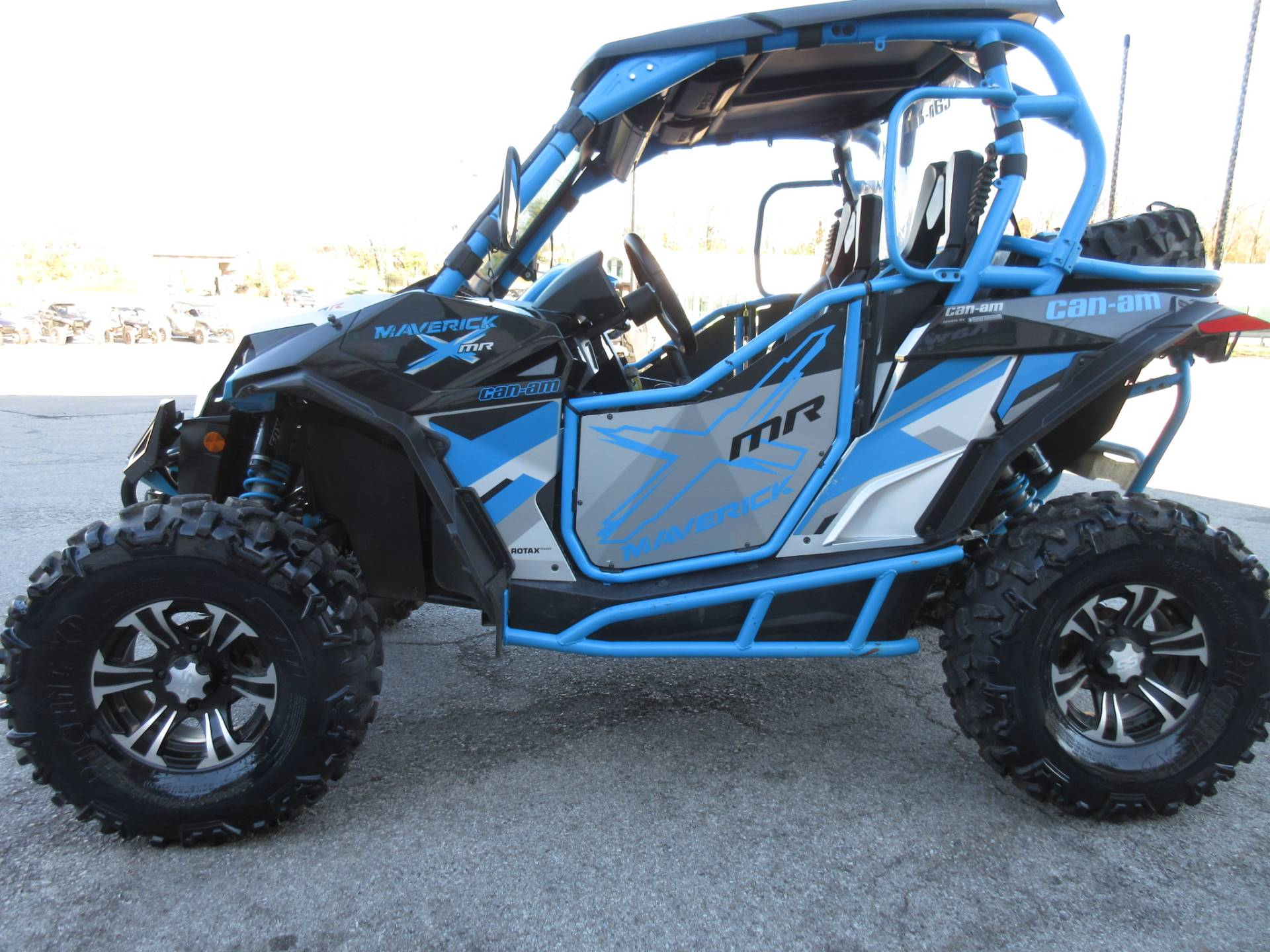 2016 Can-Am Maverick X mr in Georgetown, Kentucky - Photo 4