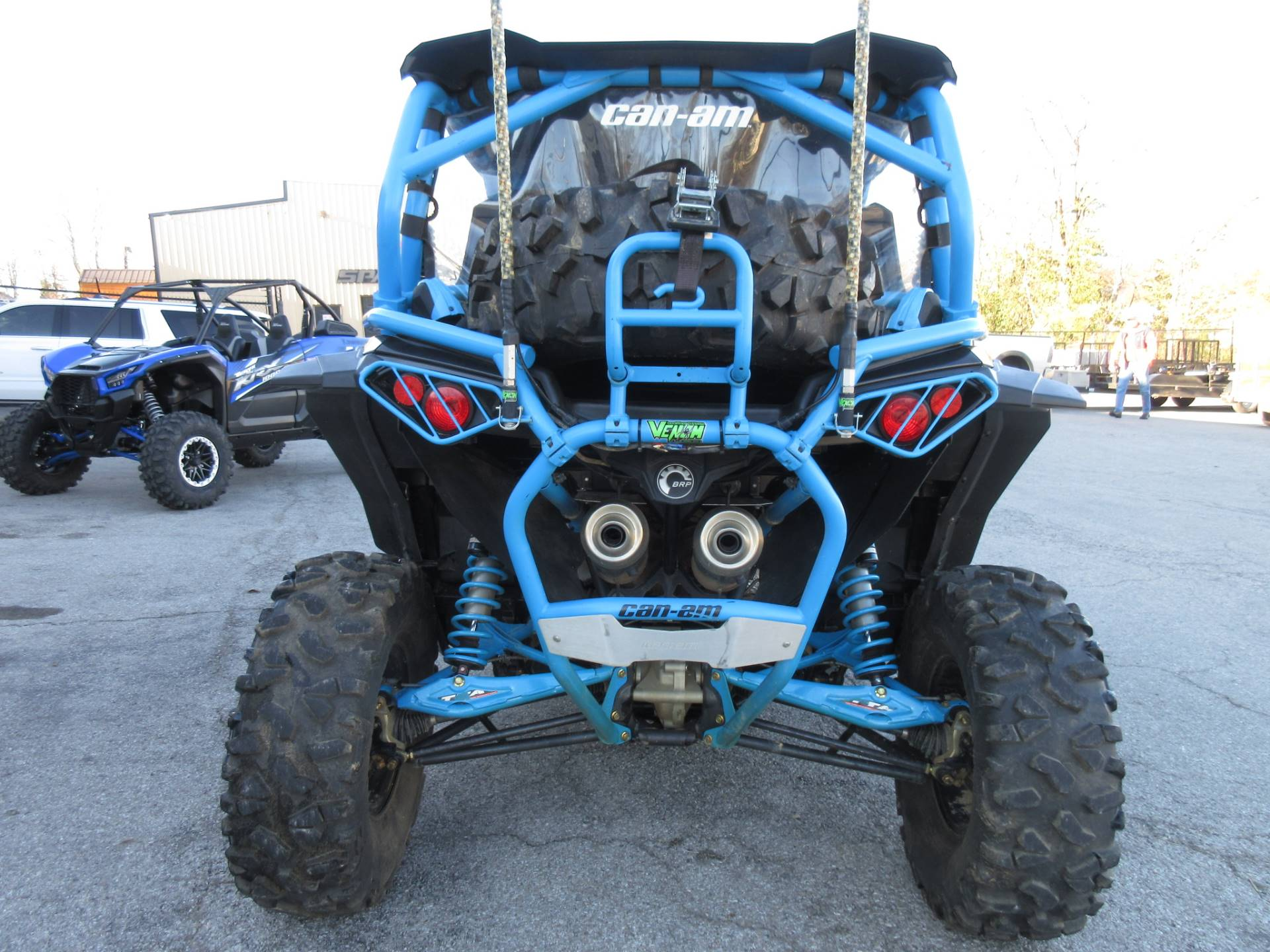2016 Can-Am Maverick X mr in Georgetown, Kentucky - Photo 7