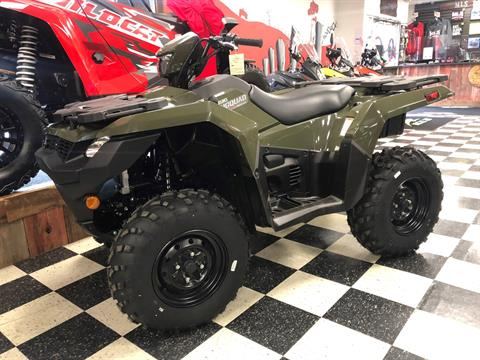 2021 Suzuki KingQuad 500AXi Power Steering in Georgetown, Kentucky - Photo 3