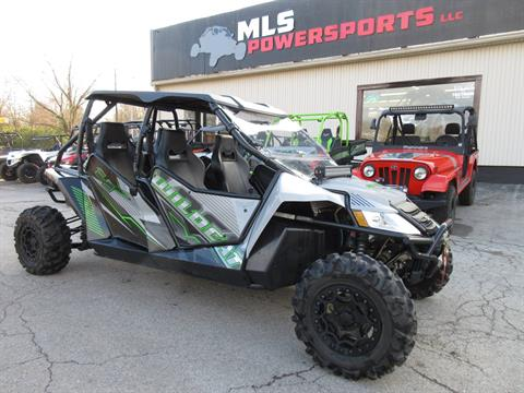 2018 Textron Off Road Wildcat 4X LTD in Georgetown, Kentucky