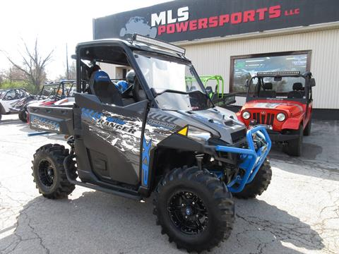 2017 Polaris Ranger XP 1000 EPS High Lifter Edition in Georgetown, Kentucky