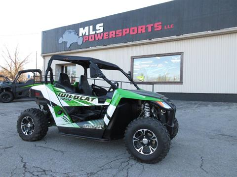 2015 Arctic Cat Wildcat™ Trail XT™ in Georgetown, Kentucky