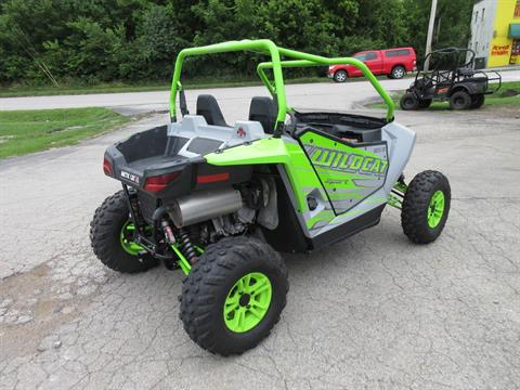 2017 Arctic Cat Wildcat Sport Limited EPS in Georgetown, Kentucky