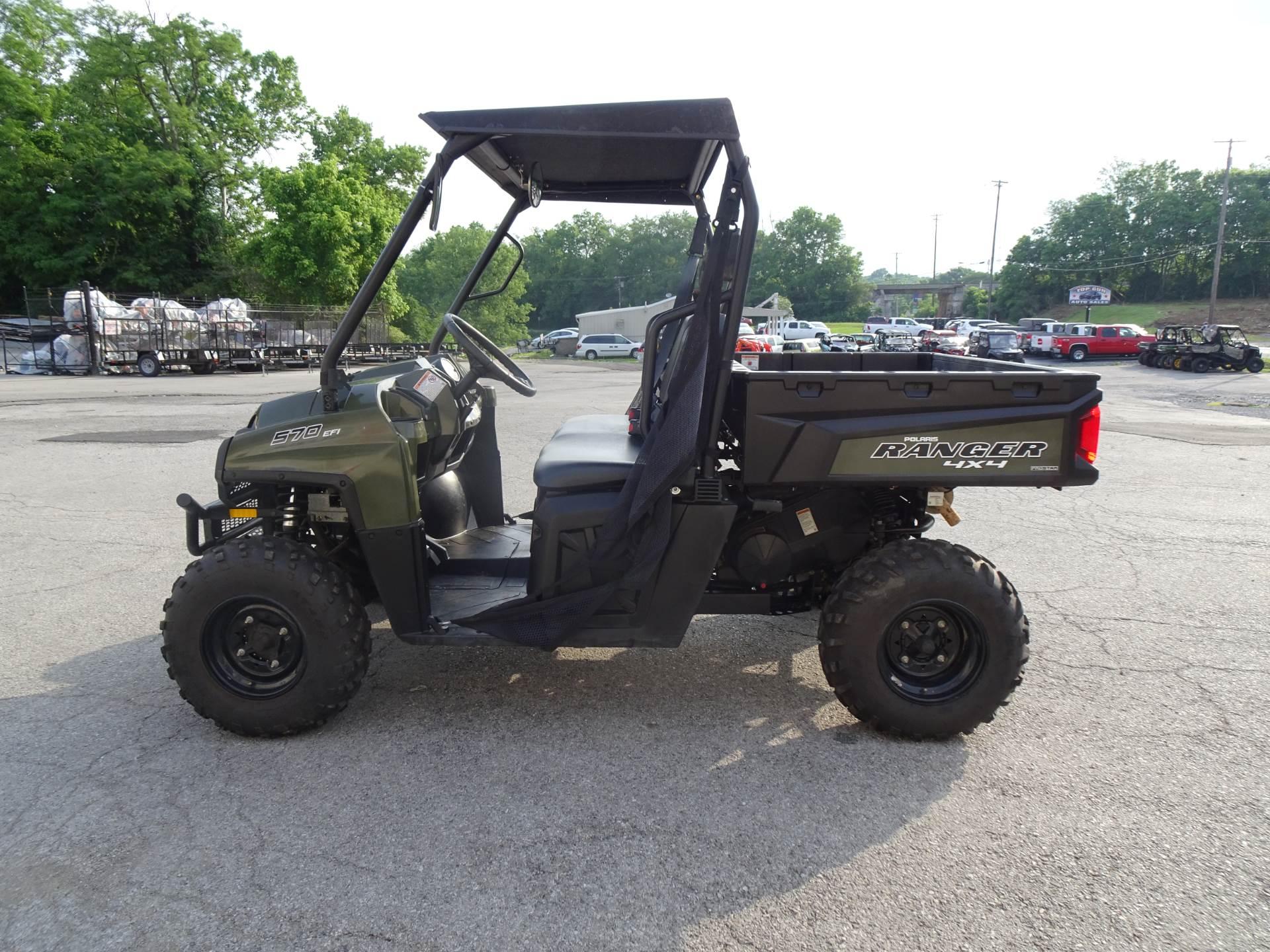 2017 Polaris Ranger 570 Full Size in Georgetown, Kentucky