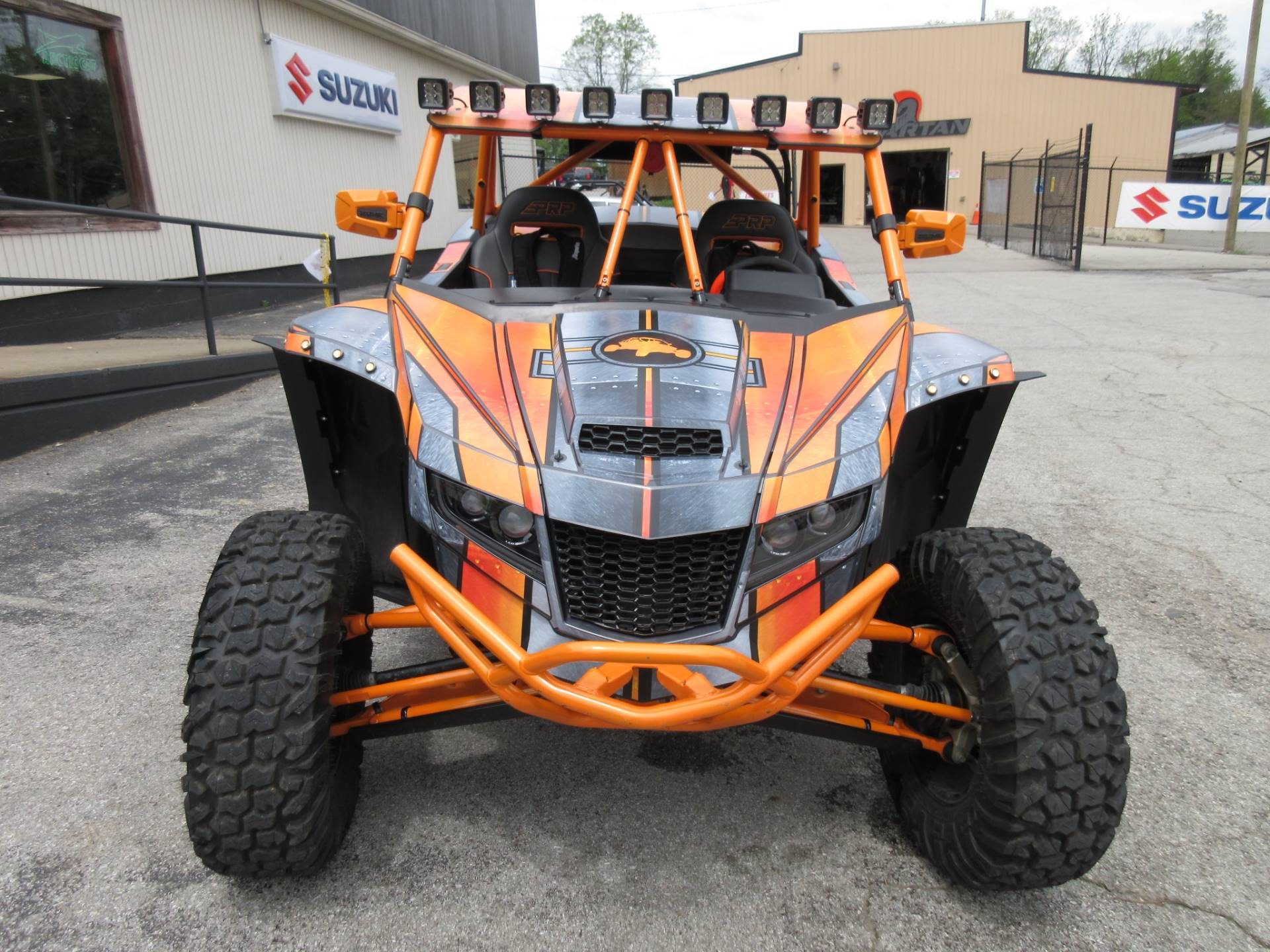 2018 Arctic Cat Wildcat XX in Georgetown, Kentucky - Photo 3