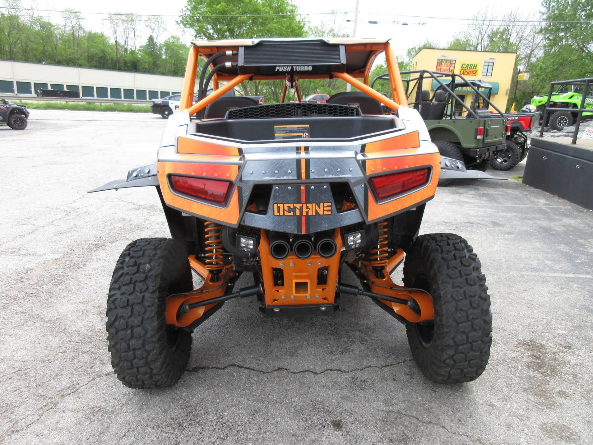 2018 Arctic Cat Wildcat XX in Georgetown, Kentucky - Photo 7