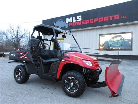 2014 Arctic Cat Prowler® 700 HDX™ Limited EPS in Georgetown, Kentucky