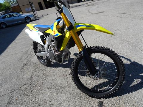 2018 Suzuki RM-Z450 in Georgetown, Kentucky - Photo 6