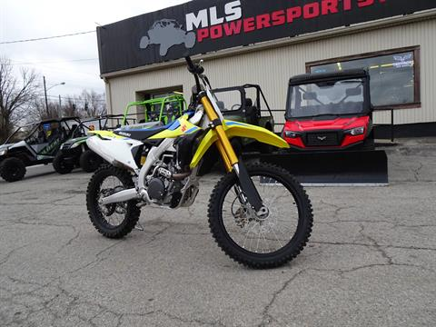2018 Suzuki RM-Z450 in Georgetown, Kentucky
