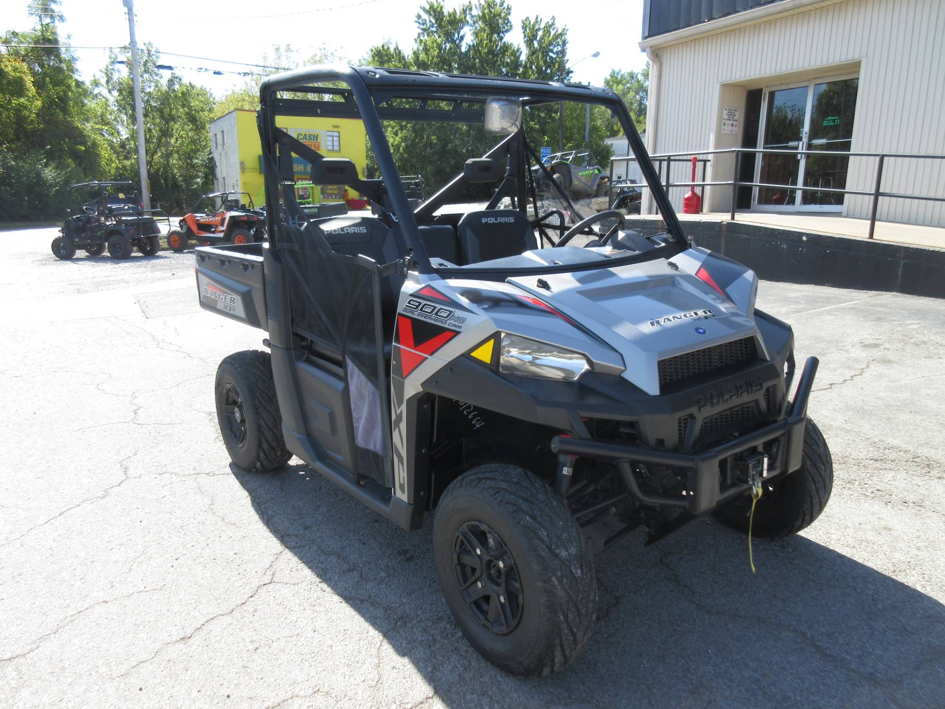 2019 Polaris Ranger XP 900 EPS in Georgetown, Kentucky - Photo 8