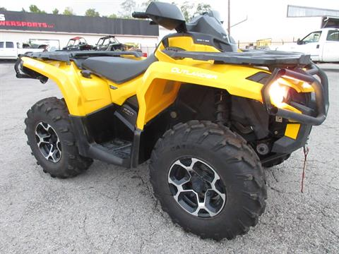 2015 Can-Am Outlander™ XT™ 650 in Georgetown, Kentucky