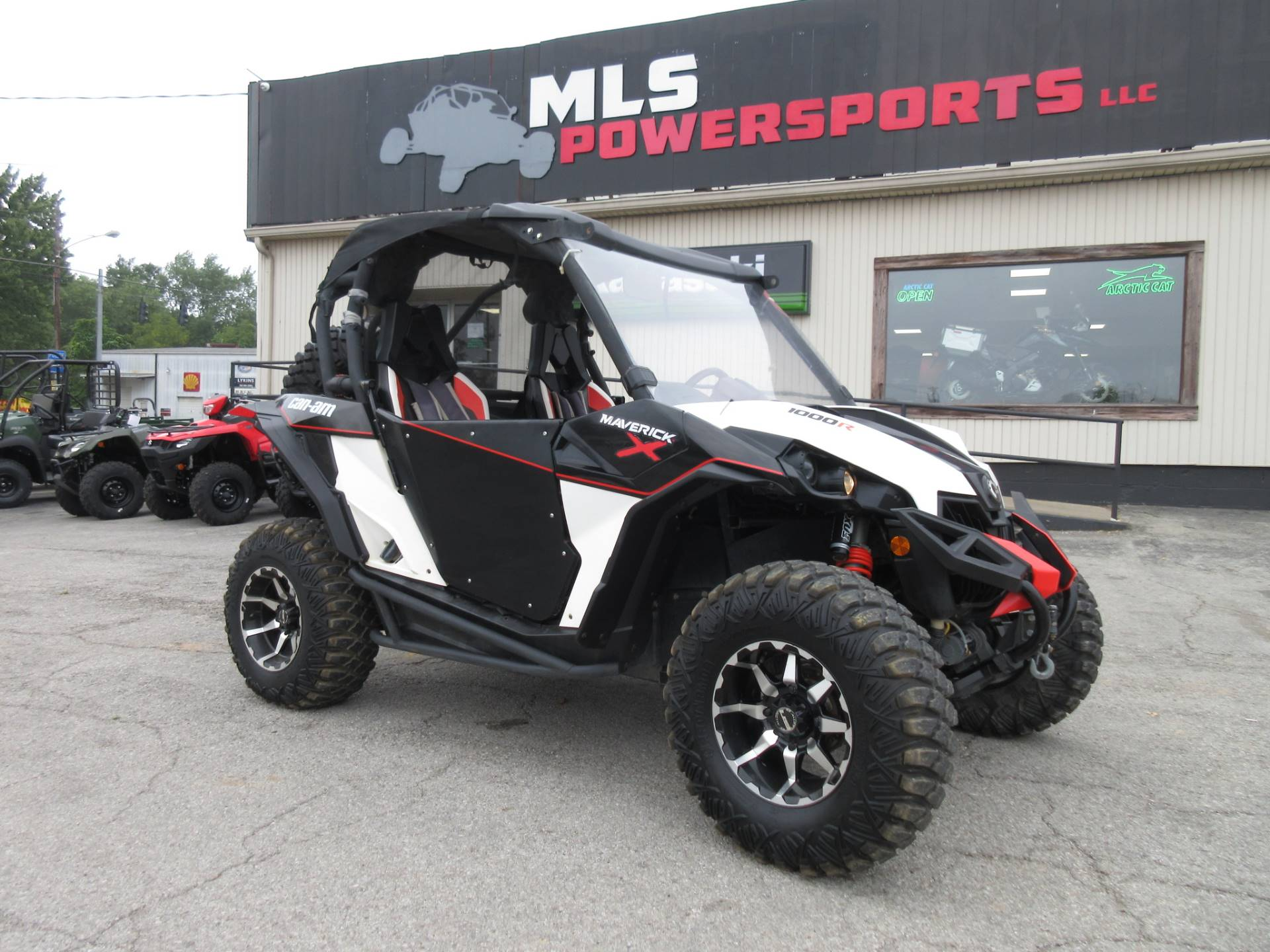 2015 Can-Am Maverick™ X® xc DPS™ 1000R in Georgetown, Kentucky - Photo 1