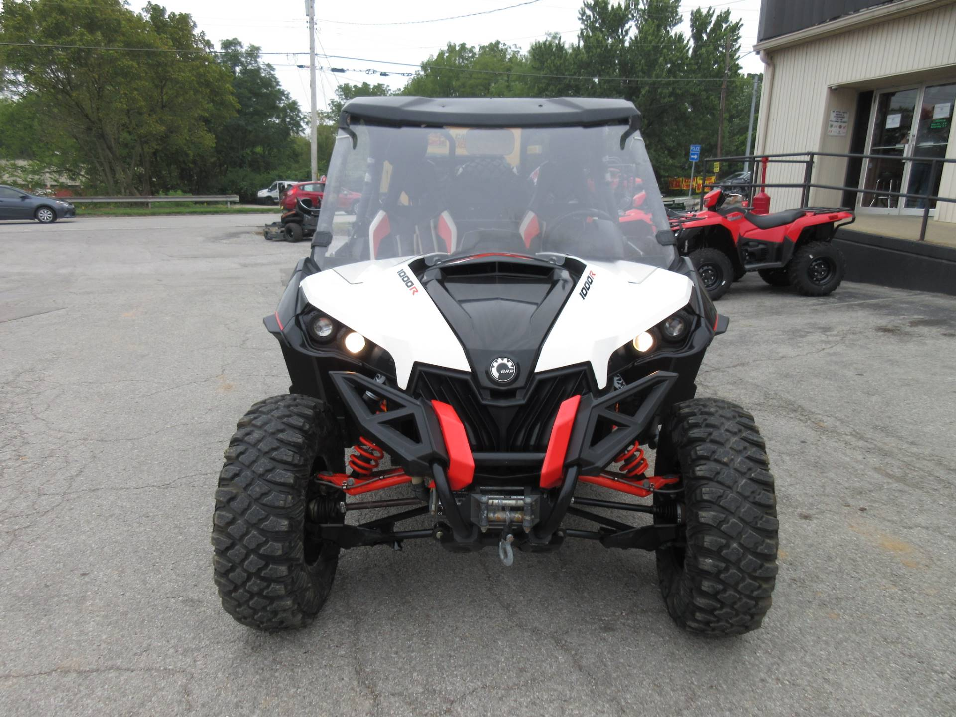 2015 Can-Am Maverick™ X® xc DPS™ 1000R in Georgetown, Kentucky - Photo 8