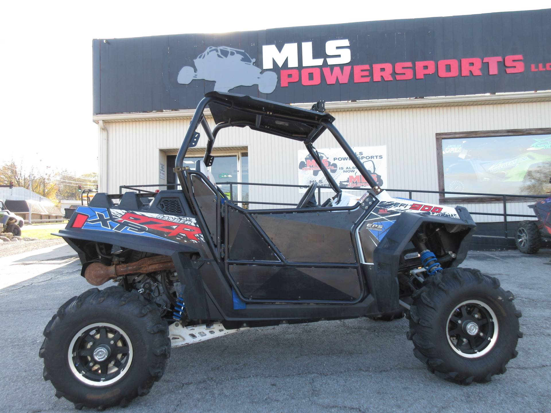 2012 Polaris Ranger RZR® XP 900 LE in Georgetown, Kentucky - Photo 1